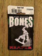 Reaper, Bones, Dark Heaven miniature: Cave Troll