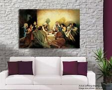 Canvas Print Jesus Christ  Religion Art  Poster Xmas Gift Painting Wall Decor