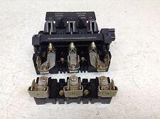 Allen Bradley 1494F Disconnect Fuse Block 600 V 60 Amp 40023-438-07 4002343807