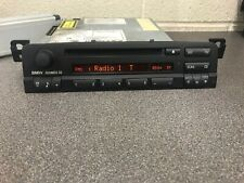 Bmw Business Cd E46 Car Radio Stereo Cd Player Head Unit  Fd370 Round Pin