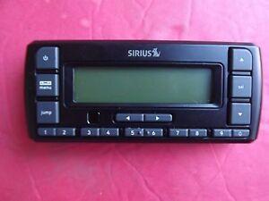 SIRIUS XM Stratus 6 Satellite Radio  Receiver only