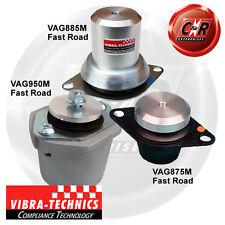 VW Corrado VR6 Vibra Technics kompletter Motor Halterung Road Satz
