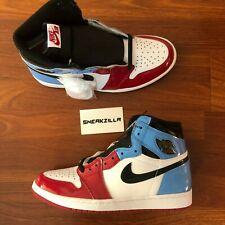 Nike Air Jordan Retro 1 High OG Fearless UNC to Chicago CK5666-100 AJ1 Sz 8-11