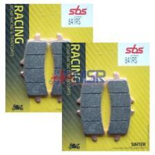 BIMOTA 3d 800 Tesi 16 Front Set Brake Pads SBS Race Sinter 841RS