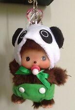 """5"""" Monchhichi Doll Key Chain Purse Charm Cell Phone Chain Car Mirror Pendant"""