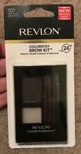 Revlon Colorstay Brow Kit 101 Soft Black