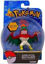 Pokemon Battle POSED Action Figure Pikachu VS Popplio TOMY