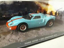 CAL367 FORD GT40 DIE ANOTHER DAY  007