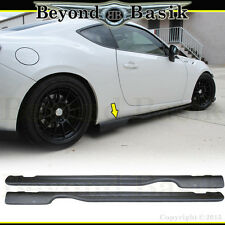 2013 2014 2015 2016 2017 Scion FRS BRZ 86 GT 2 Pc GR STYLE SIDE SKIRTS Body Kit