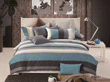 FANTASY Queen Size Bed Duvet/Doona/Quilt Cover & Sheets &4 Pillowcases Set