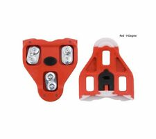 Look Delta Red - Bi Material Road Bike Pedal Cleats Not COPY REAL With Bolts