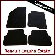 RENAULT LAGUNA Estate 2001 2002... 2007 MOQUETTE SU MISURA tappetini AUTO (tipo di clip 2)