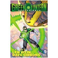DC Comics Green Lantern Sector 2814 Volume 1 Livre de Poche Len Wein Officiel