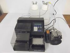 Bio-Tek ELX 405 Microplate Washer, Waste & Buffer Bottle Vacuum Pump & Tubing