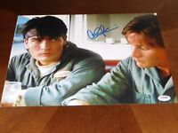 Charlie Sheen autographed 11x14 Photo AUTO PSA/DNA COA Men at Work 'Carl Taylor'