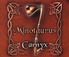 Minotauro-carnyx EP CD 2001 + Free Sticker Ancient Epic metal