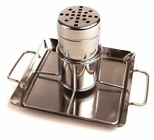 Steven Raichlen Best of Barbecue BeerCan Chicken Rack with Canister and Drip