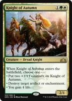 MtG x1 Knight of Autumn Guilds of Ravnica - Magic the Gathering Card