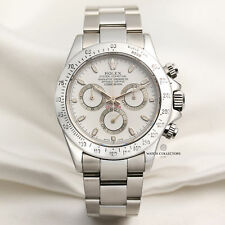 Rolex Daytona 116520 Stainless Steel Discontinued model