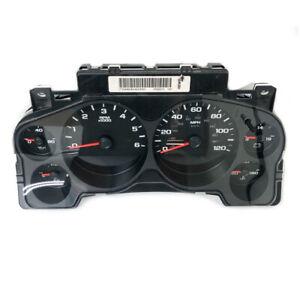 2008-2013 Tahoe Yukon Sierra Silverado Instrument Cluster Speedometer MPH OEM
