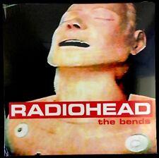 Radiohead - The Bends LP [Vinyl New] 180gm Record Album (2016 XL Recordings)
