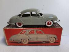 Panhard Dyna Z en plastique NOREV 1/43° + boîte d'origine (1954)