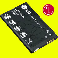 ORIGINAL LG LGIP-430N AKKU GM360 KP260 TP200 GW330 GS290 T300 T310 A133 - 900mAh