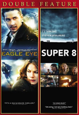 SCIENCE FICTION-SUPER 8/EAGLE EYE DOUBLE FEATURE (DVD/2DISCS)  DVD NEW