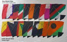 Indian Fighter Kites Set. 5 Kites + Kite Line + 1 Spool. Patang. USA.