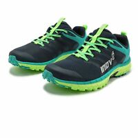 Inov8 Womens Parkclaw 275 Trail Running Shoes Trainers Sneakers - Blue Green