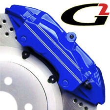 BLUE G2 BRAKE CALIPER PAINT EPOXY STYLE KIT FREE SHIP