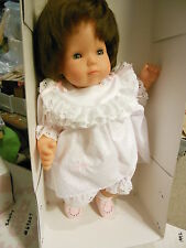 "Gotz 15"" ""Brina"" baby doll from W.Germany 1992"