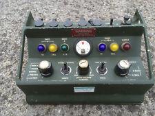 Clansman Radio Harness Simulator