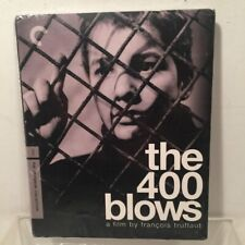 The 400 Blows (Blu-ray Criterion) Francois Truffaut New / Sealed!