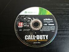 *Game Disc Only* Call of Duty Advanced Warfare Xbox 360 Video Game PAL