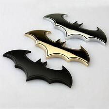 Batman 3D Chrome Metal Motorcycle Auto Car Logo Sticker Emblem Badge Tail Decals