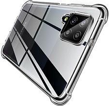 COVER per Samsung Galaxy A42 5G Silicone TPU Dual Layer + Vetro Temperato 9H