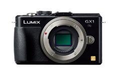Panasonic mirrorless single-lens camera Lumix GX1 body 16 million pixels DMC-GX1