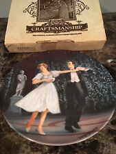 """Sound of Music collectible plate, Coa """"Laendler� 4th Plate"""
