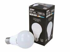 LED Ceramic Bulb Lamp Daylight Luminous flux of 1300lm E27 Warm White 230V