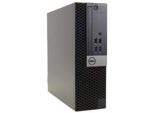 Dell Optiplex 7040 SFF Gaming COMPUTER PC i7 6700 3.4Ghz 16GB 512GB Radeon 8570