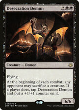 MTG  Desecration Demon - Nissa vs. Ob Nixilis - Black Rare x1 - NM - English