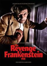 The Revenge of Frankenstein 1958 Peter Cushing Hammer Horror Movie Magazine