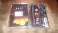 VANGELIS - 1492 Conquest Of Paradise, K7 Cassette Mc..... New