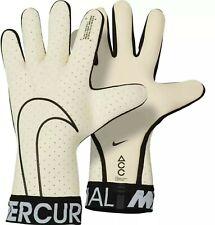 Nike GK Mercurial Touch Elite Soccer Gloves White Black Sz 8 Gs3886 100