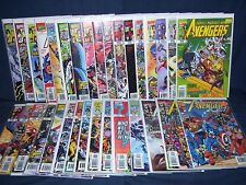 Avengers Vol #3 Complete Run #1 - #85, #501- #503 NM with Bag and Board Marvel