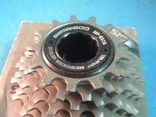 Shimano 600 EX 13T-21T MF-6208 6-Spd SIS Road Freewheel-Vintage-NEW / NOS-NIB
