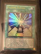 Yugioh 1x ITALIAN Future Fusion Ultra Rare 1st Ed LCGX-IT186 NM