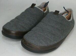 Olukai Mahana Men's Jersey Slipper Size 12 10451-6C40