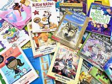 Lot of 10 random Scholastic book bundle Middle school Elementary School Kids Fun